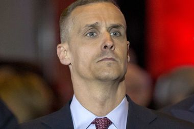 "Corey Lewandowski admits he has lied to the media under oath: ""I have no obligation to be honest"""