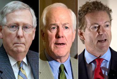 Mitch McConnell; John Cornyn; Rand Paul