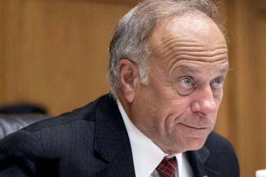 Steve King's racist comments finally cost him: Iowa Republican stripped of committee positions