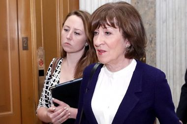 Do the new Brett Kavanaugh allegations hurt Susan Collins' odds of being re-elected to the Senate?