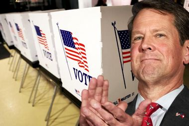 "Georgia's Brian Kemp had ""no evidence"" when he falsely accused Dems of hacking voter database"