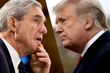 Mueller's report: A profile of a president willing to sell out his country