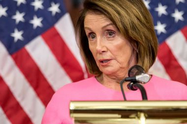 House Democrats clash with Speaker Nancy Pelosi over the issue of impeachment