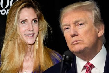 """Ann Coulter scorches Donald Trump: """"The only national emergency is that our president is an idiot"""""""