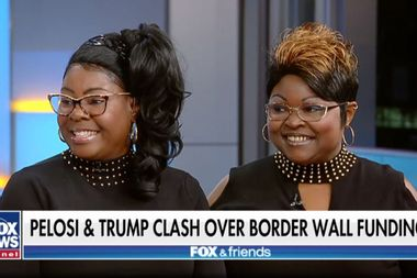 """Diamond & Silk propose demilitarized zone at border: """"Take the military, and put it on the border"""""""