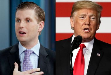 Trump agrees to shutter charity amid scrutiny — but probe into Eric Trump Foundation continues