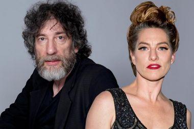 "How Amanda Palmer and Neil Gaiman split emotional labor and ""the diva card"""