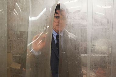 """Matt Dillon on playing Lars von Trier's psychopath in controversial """"The House That Jack Built"""""""