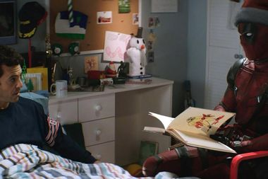 """""""Once Upon a Deadpool"""": A cynical cash grab that's still too adult for kids"""