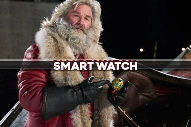 Smart Watch: We need hot Santa Claus, now more than ever