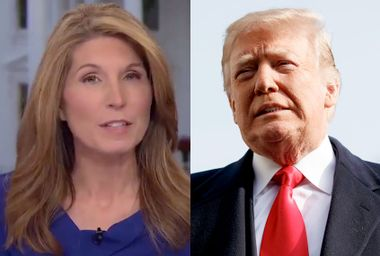 """MSNBC's Nicolle Wallace: """"Welcome to the great unraveling of Donald Trump's defenses"""""""