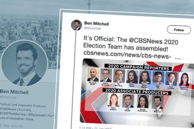 Why the CBS digital team needs black reporters covering the 2020 election