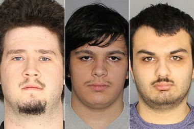 Former Boy Scouts arrested for New York terror plot targeting Muslim community