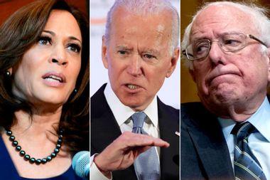 Democrats' biggest 2020 frontrunners have a criminal justice problem