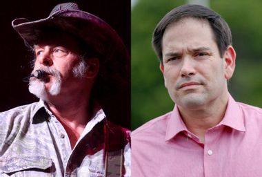 Ted Nugent; Marco Rubio
