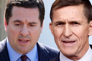 Mueller investigating Devin Nunes and Michael Flynn's meeting with foreign officials at Trump hotel