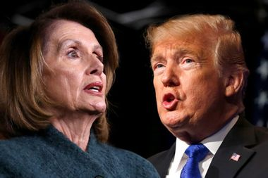 Don't give in, Democrats: No matter how long it takes, they should stand firm