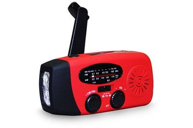 Save over 65% on this emergency radio & flashlight
