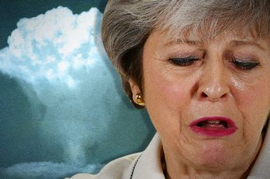 What bad choices are left for Theresa May after the devastating Brexit defeat?