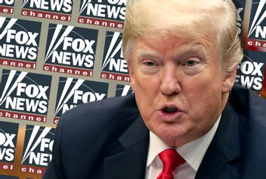 Trouble appears to be brewing between Trump and the cable channel he loves: Fox News