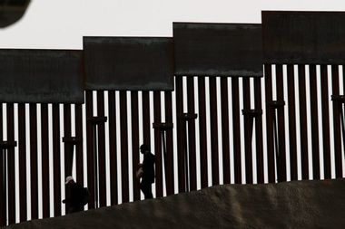 """What divides us: The wall isn't about """"security."""" It's about competing visions of America"""