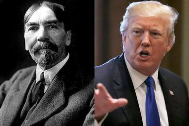 The man who saw Trump coming a century ago
