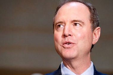 "House Intelligence Chairman Adam Schiff says impeachment may be ""remedy"" to Trump-Ukraine scandal"