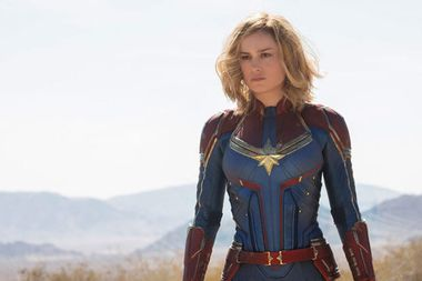 """""""Captain Marvel"""" praised in strong first press reactions, so ignore those fake user reviews"""