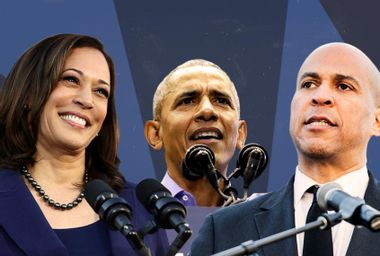Kamala Harris; Barack Obama; Cory Booker