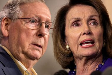 """Nancy Pelosi ramps up attacks on """"Moscow Mitch"""" McConnell as part of her 2020 strategy: report"""