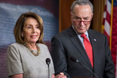 """Pelosi and Schumer vow to fight Trump: """"This is plainly a power grab by a disappointed president"""""""