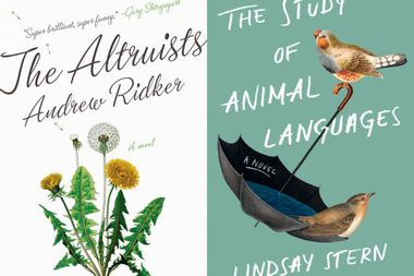Writing middle-aged men in crisis: Novelists Lindsay Stern and Andrew Ridker in conversation