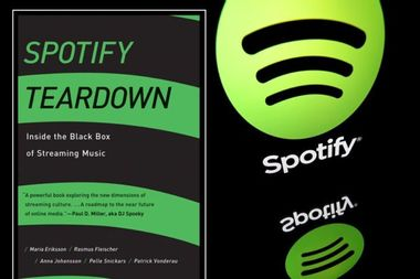 What happens when you create a fake music record label and upload bad music to Spotify
