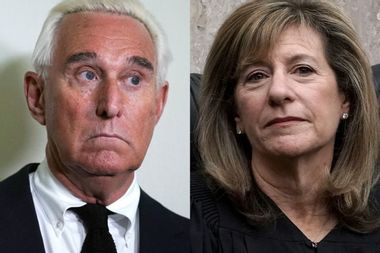 Roger Stone ordered to court for posting a picture threatening Judge Amy Berman Jackson