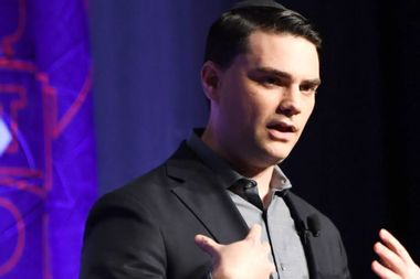 Salon interview: How to have an argument with Ben Shapiro