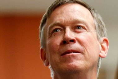 John Hickenlooper thinks Americans want a pragmatic president. Will Democratic primary voters agree?
