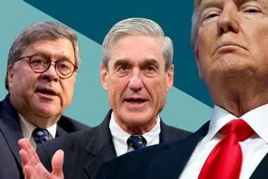 Mueller report: A harsh indictment of Donald Trump — and also of America's leadership class