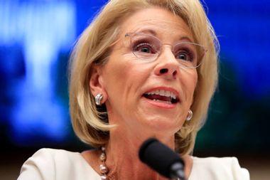 Betsy DeVos' DOE threatens to cut Duke, UNC funding for positive portrayal of Islam