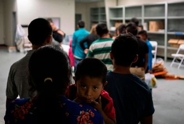 Image for Mumps outbreak in the camps: What's going on in Trump's detention centers?