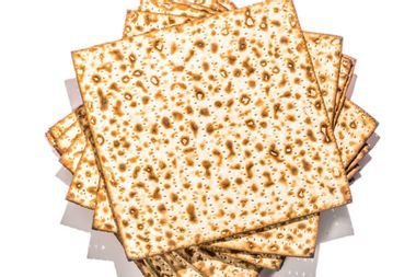 The unleavened bread of redemption: One food—matzo—was present at the creation of the Jewish people