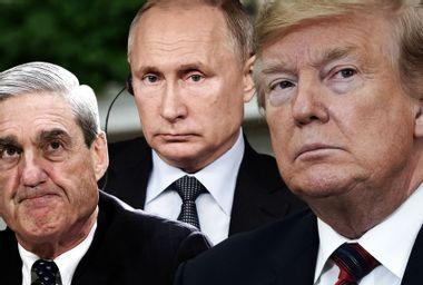 Robert Mueller; Vladimir Putin; Donald Trump