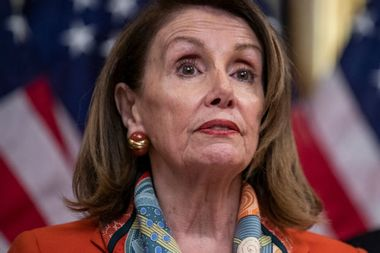 "Nancy Pelosi slams ""highly unethical"" President Trump, won't take impeachment off the table"