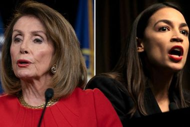 "Understanding the AOC vs. Pelosi feud: It's not a ""catfight"" but a long-term power struggle"