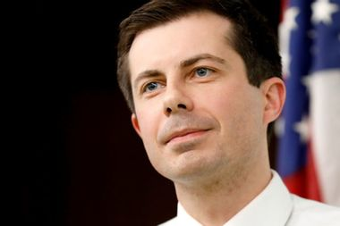 """Pete Buttigieg: """"I have every confidence that American voters... will not discriminate"""""""