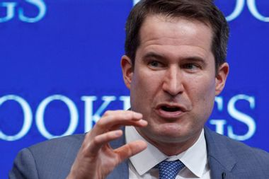 Former Marine Corps Captain Seth Moulton is running for president