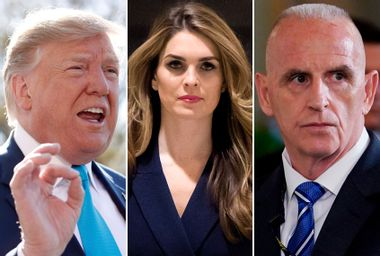 Donald Trump; Hope Hicks; Keith Schiller