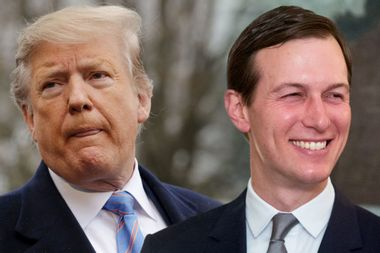 Deutsche Bank was aware of suspicious activity in accounts of Donald Trump and Jared Kushner: report