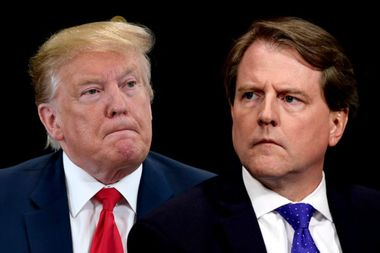 Don McGahn defies congressional subpoena after President Trump orders him not to testify