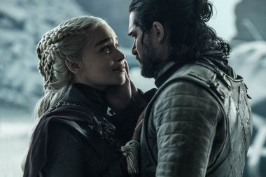 """""""Game of Thrones"""" finale: The Iron Throne apparently goes to the person with the best story"""