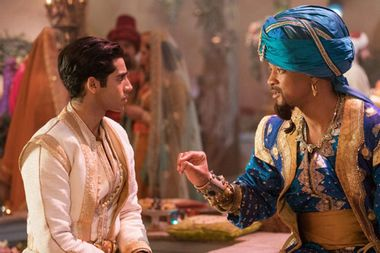 "If ""Aladdin"" had 3 wishes, it could ask for a better Genie, a better script and a soul"